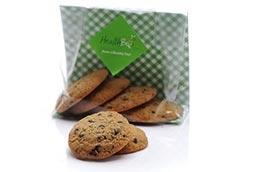 chocolate chip cookies bag